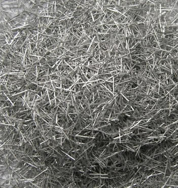 Stainless Steel Fiber Features and is Used in Reinforce Concrete