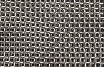 Woven Wire Mesh And Stainless Steel Woven Cloth Types With