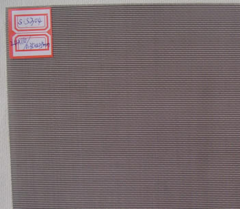 A piece of stainless steel 304 mesh 24-110 mesh