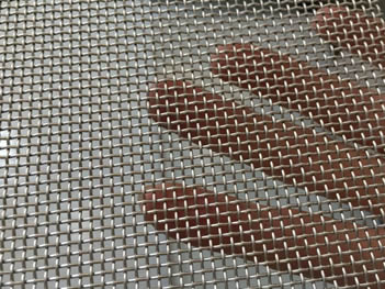 Stainless Steel Insect Screening Is Used As Insect Screen