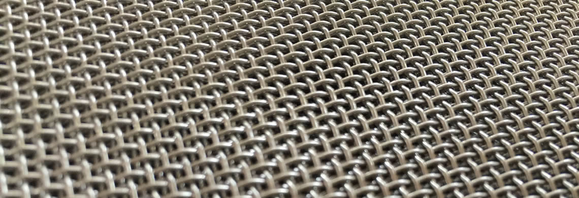 Stainless steel coarse woven wire mesh sheets