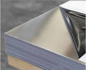 Stainless Steel Sheet Metal Size